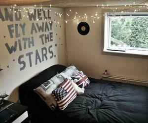 Room Bedroom And Stars Image