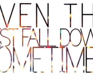 fall, quote, and Best image