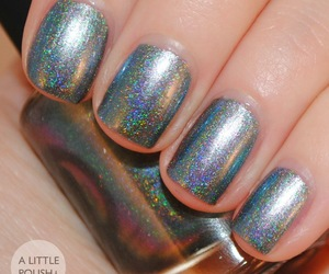 esmalte, nail art, and nails image