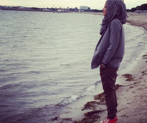 hijab, muslim, and outfit image