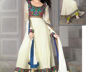 wedding salwar kameez, anarkali suits, and suits for eid image