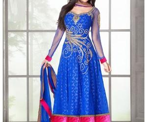 anarkali suits, suits for eid, and wedding salwar kameez image