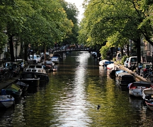 amsterdam, places, and travel image