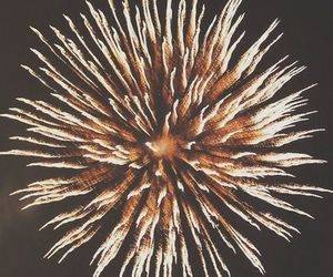 fireworks, night, and indie image
