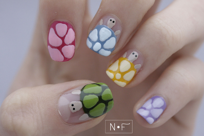 77 images about Nail Art on We Heart It | See more about nails, nail ...