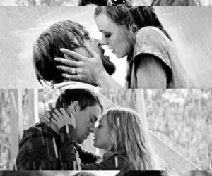 love, kiss, and the notebook image