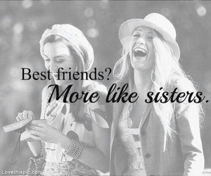 best friends, forever, and girls image