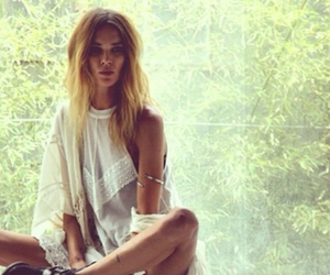Erin Wasson, golden, and icon image
