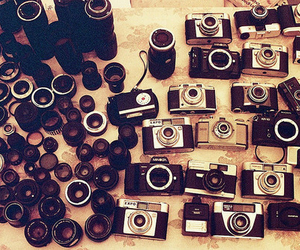 vintage and cameras image