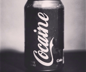 coca cola, cocaine, and drink image