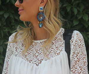 accessories, beautiful, and blonde image
