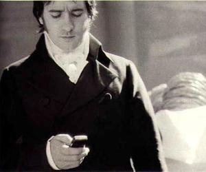 pride and prejudice and Mr. Darcy image