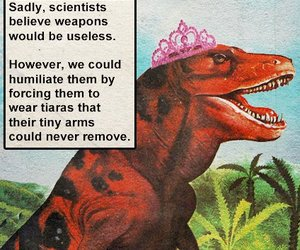 funny, t-rex, and humor image