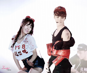 couple, exo, and sexy image