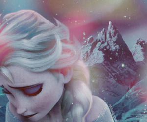 frozen, Queen, and quotes image