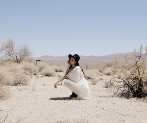 asian, desert, and fashion image
