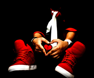 heart, swag, and dope image
