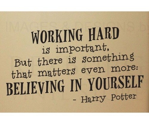 believe, book, and harry potter image