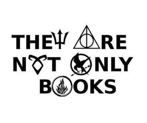 book, percy jackson, and harry potter image