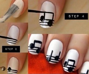 Easy, music, and nail image