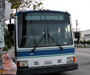 anywhere, bus, and funny image