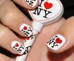 nail art, nails, and ny image