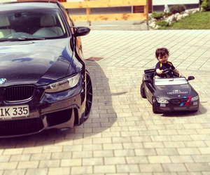 baby, bmw, and M image