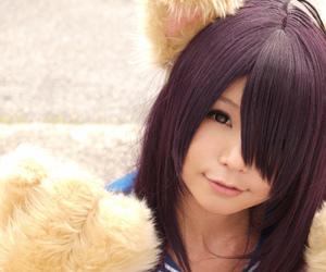 cosplay, japanese girl, and kawaii image