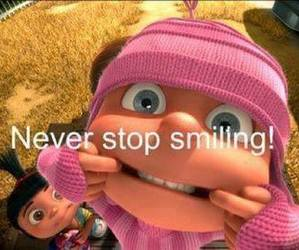 smile, never, and smiling image