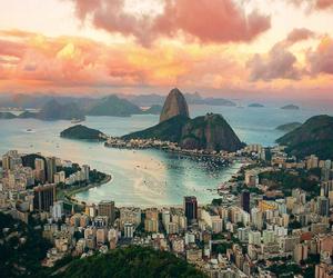 brazil, rio de janeiro, and sky image