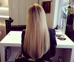 blonde, chic, and 2014 image