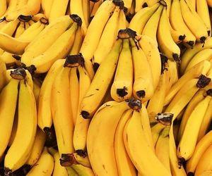 bananas, fruit, and vegan image