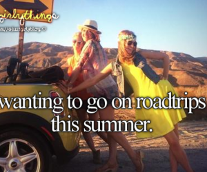 summer, roadtrips, and best friends image