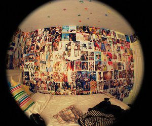 bedroom, fashion, and photography image