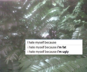 fat, pale, and ugly image