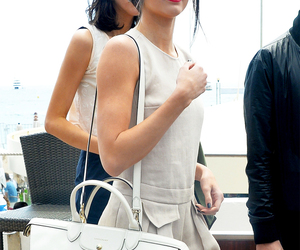 kendall jenner and girl image