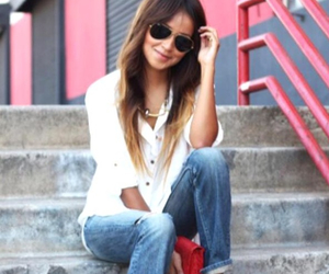 casual, fashion, and girl image