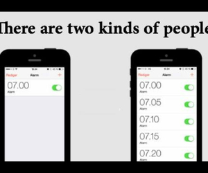 alarm, funny, and night image