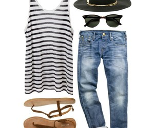 fashion, summer, and sunglasses image