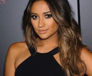 brunette, little, and shay image