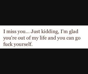 go, kidding, and my life image