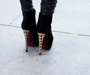 black, golden, and talons image