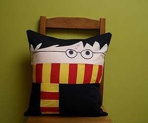 harry potter and pillow image