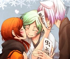 kamisama hajimemashita, anime, and nanami image