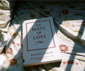 book, love, and vintage image