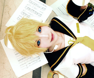 cosplay, lin, and cosplayer image