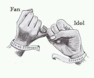 fan, forever, and I Love You image