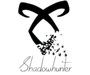 shadowhunters, the mortal instruments, and wallpaper image