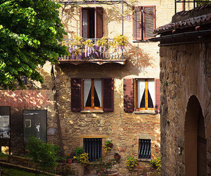 Tuscany, italy, and house image