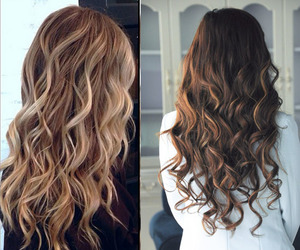 beautiful, fashion, and hairstyles image